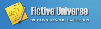 Fictive Universe: A blog for writers by Alan Petersen